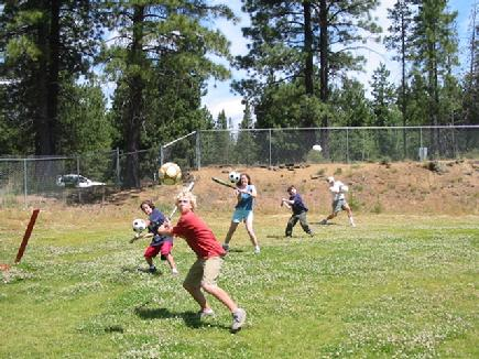 The Sunriver Open coed round