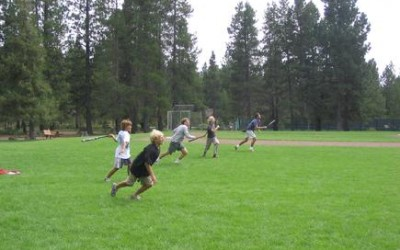 Aug., 2004: Cross Country Big Ball Expands to Oregon